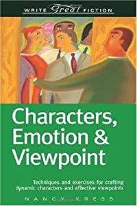 """Cover of """"Characters, Emotion & Viewpoint..."""