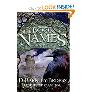 The Book of Names: A Novel (Legends of Karac Tor)