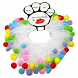 "Mirage Pet Products Birthday Fuzzy Wuzzy Smoochers XL (20"") Fuzzy"