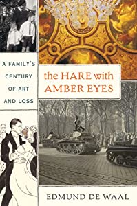 "Cover of ""The Hare with Amber Eyes: A Fam..."