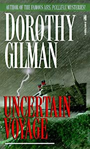 "Cover of ""Uncertain Voyage"""