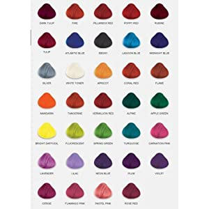 4 x tubs directions hair dye colour choose any colours beauty