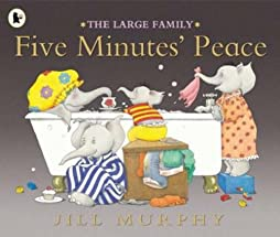 "Cover of ""Five Minutes' Peace"""