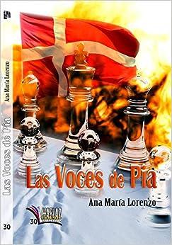 Las voces de Pia (Libros Mablaz)<span style=