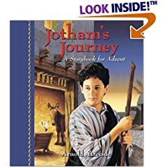 Jotham's Journey: A Storybook for Advent (Jotham's Journey Trilogy)