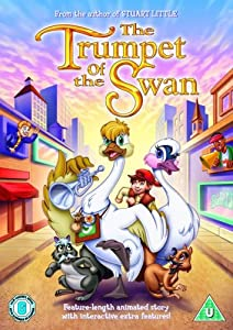 """Cover of """"The Trumpet of the Swan"""""""