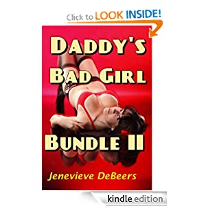 Daddy's Bad Girls Bundle II