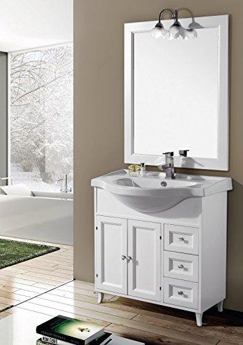 Lavastoviglie Da Incasso mobile da bagno con lavabo e