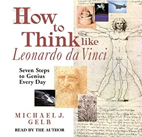 "Cover of ""How to Think like Leonardo da V..."