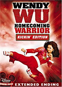 """Cover of """"Wendy Wu - Homecoming Warrior"""""""