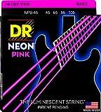DR NEON PINK ベース弦 DR-NPB45