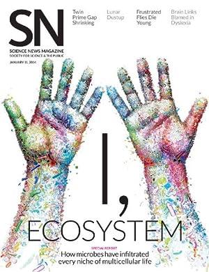 Science News magazine Kindle edition