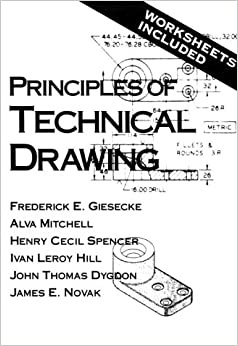 Principles of Technical Drawing: Amazon.co.uk: Frederick E