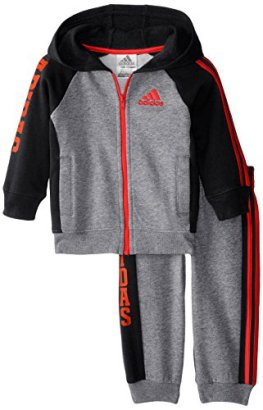 adidas-Baby-Boys-Zip-Hoodie-and-Pant-Set-BlackGray-12-Months