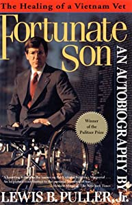 "Cover of ""Fortunate Son: The Healing of a..."