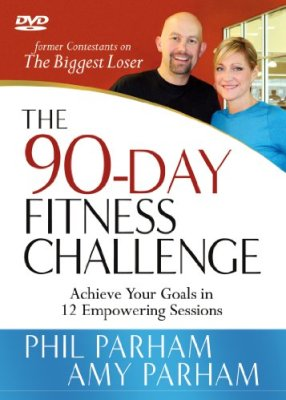 The 90-Day Fitness Challenge DVD, Phil and Amy Parham