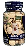 Primo Pup Puppy Multi Daily Multivitamin Support for Dogs Under 1 Year of Age, 60 Count
