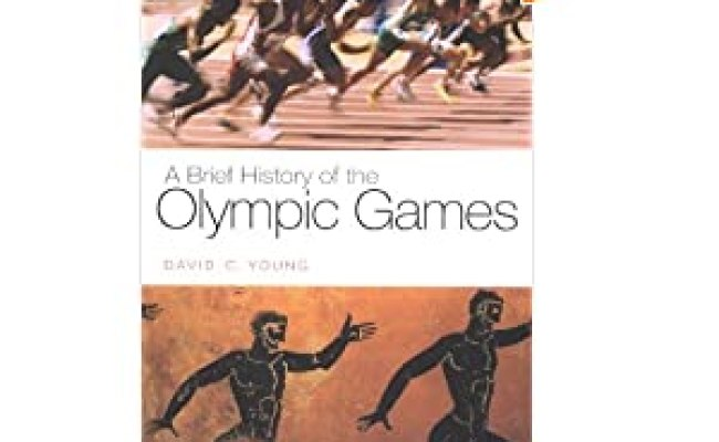 Amazon A Brief History Of The Olympic Games Wiley
