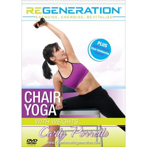 Chair Yoga  Pure Yoga DVD