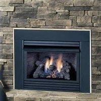 Amazon.com - Monessen Dis Natural Gas Vent Free Fireplace ...