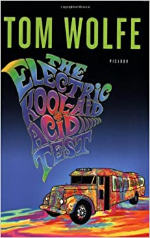 Electric Kool-aid Acid Test Wolfe Cover