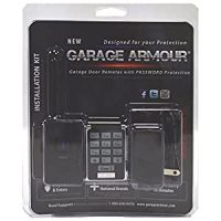 Garage Armour Garage Door Opener Security Kit - Household ...