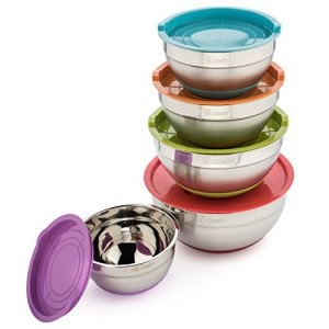 Stainless-Steel-Mixing-Bowl-Set-Stainless-Steel-Mixing-Bowls-with-Lids-and-Grater-Attachments-Perfect-for-Everyday-Cooking-and-Storage-Health-Friendly-and-Dishwasher-Safe-Set-of-5