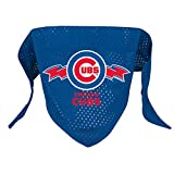 Hunter MFG Chicago Cubs Mesh Dog Bandana, Large