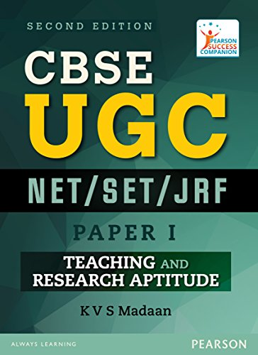 general paper on teaching & research aptitude books Cbse ugc net november 2017 solved question paper of general paper on teaching & research aptitude (paper -i) with answer key - download in pdf.