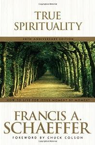 """Cover of """"True Spirituality"""""""