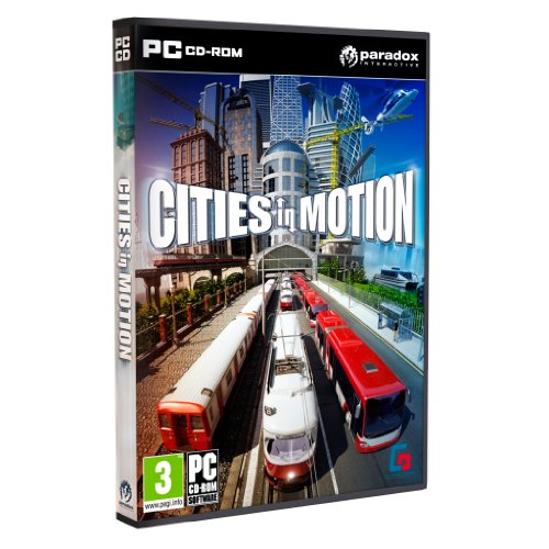 Cities In Motion (PC) (輸入版)