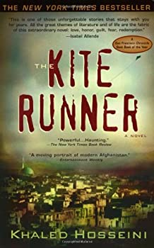 "Cover of ""The Kite Runner"""