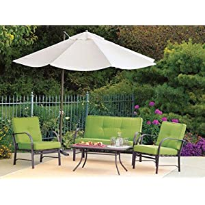 "Ace Trading-Southern Sales UMB-474161 ""Southern Patio"" Round Offset Umbrella 10'"