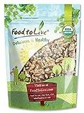 Food To Live ® Organic Walnuts (Raw, No Shell) (2.5 Pounds)