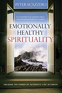 "Cover of ""Emotionally Healthy Spiritualit..."