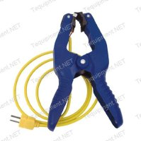 """Fieldpiece ATC2 Large Pipe-Clamp Thermocouple 3/8"""" to 2 1 ..."""