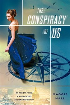 The Conspiracy of Us by Maggie Hall| wearewordnerds.com