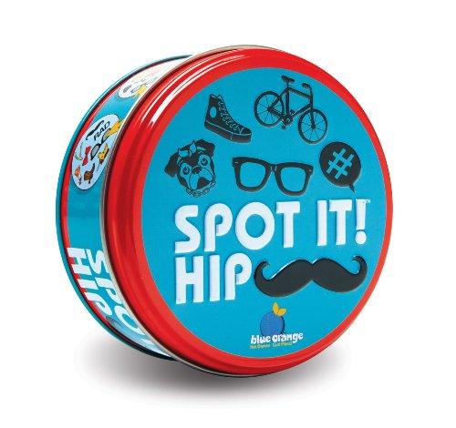 Spot it! Hip Card Game