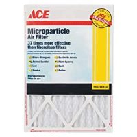 Ace Electret Microparticle Pleated Filter 6 Pack ...