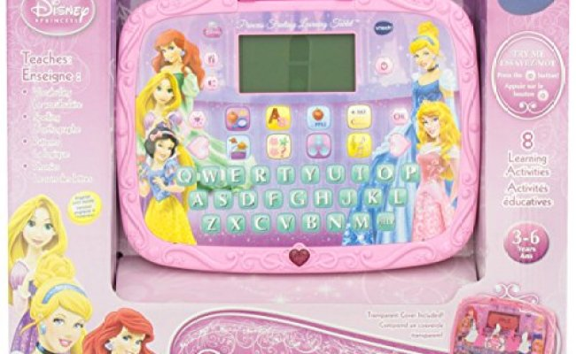 Disney Princess Vtech Toys Webnuggetz