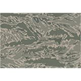 Amazoncom ABU Air Force Tiger Stripe Camouflage Fabric