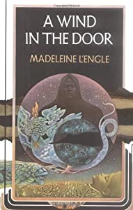"""Cover of """"A Wind in the Door"""""""