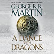 Audiobook Review: A Dance With Dragons by George R  R  Martin | The