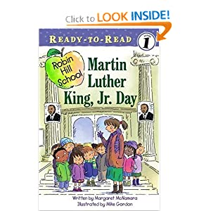 Martin Luther King Jr. Day (Ready-to-Read. Level 1)