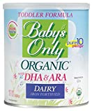 Baby's Only Dairy DHA/ARA Toddler Formula - Powder - 12.7 oz - 6 pack