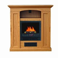 Amazon.com - Riverstone Industries Electric Fireplace ...