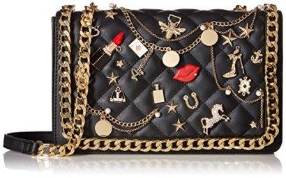Aldo-Lousana-Cross-Body-Handbag-Black