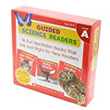 Scholastic Guided Science Readers Level A (16 Books, Activity Book & CD) スカラスティック サイエンス リーダーズA・CD付き