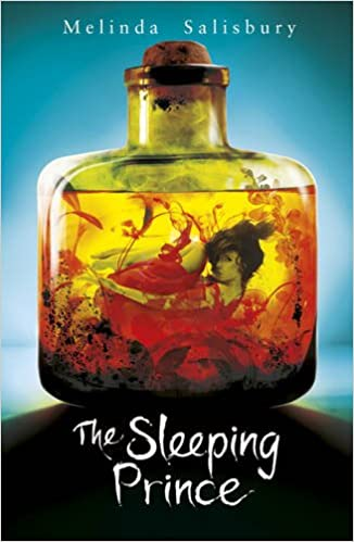 Book Cover - The Sleeping Prince by Melinda Salisbury