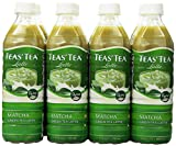Teas' Tea Latte, Matcha Green Tea, 16.9 Ounce (Pack of 12)